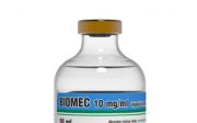 BIOMEC - injekční antiparazitikum sobsahem Ivermektinu